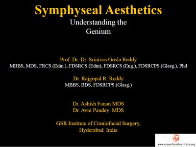 Symphyseal Aesthetics